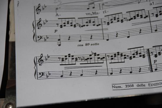 050-Music score