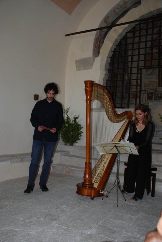 07 Concerto per Arpa - Il ricordo di Federico e Francesca Romana