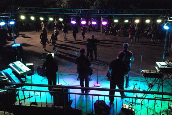 05 - Serata danzante 14 Agosto - Stefano's Band