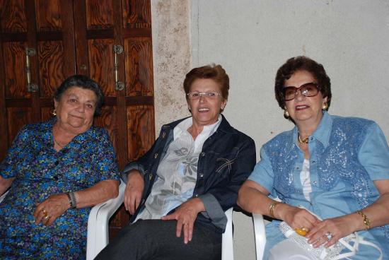 Eulalia Anna e Lina - Agosto 2008