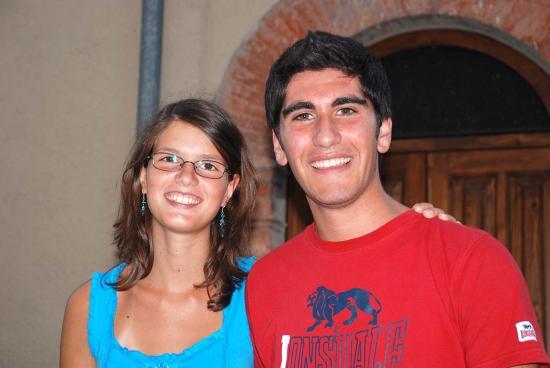 Gianmarco e Lucia