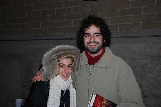 Martina e Federico - Focaraccio 9 dicembre 2008
